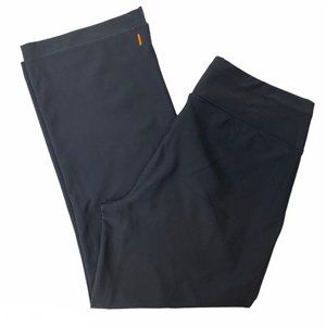 Lucy Tech Dark Gray Vital Collection Cropped Pants